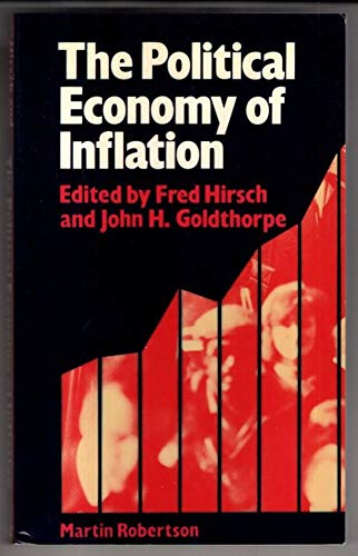 9780855202491: Political Economy of Inflation