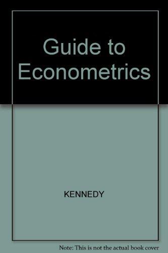 9780855202910: Guide to Econometrics