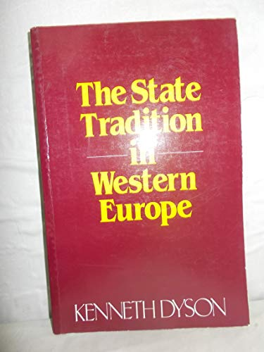 9780855203245: State Tradition in Western Europe