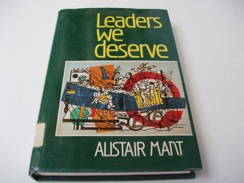 9780855206253: Leaders We Deserve