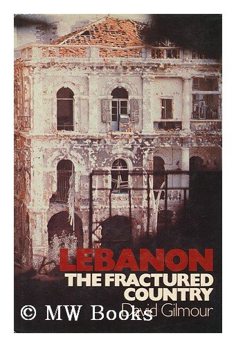 9780855206796: Lebanon: The Fractured Country