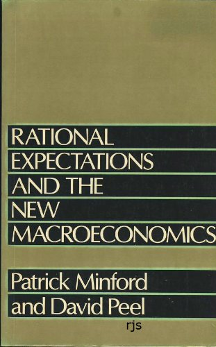 9780855207144: Rational Expectations and the New Macroeconomics