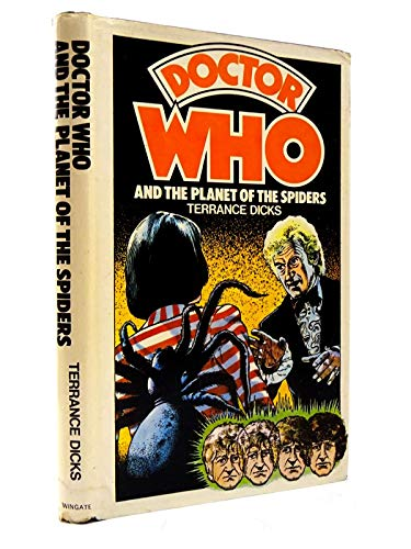 9780855230524: Doctor Who and the Planet of the Spiders
