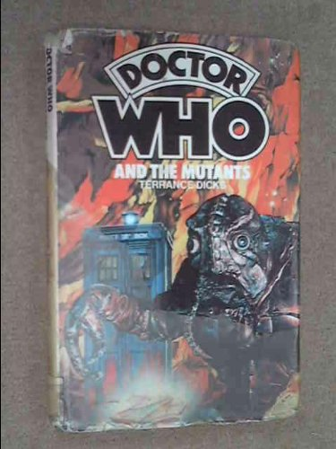 9780855234713: Doctor Who and the Mutants