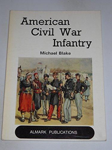 American Civil War infantry: Michael Blake
