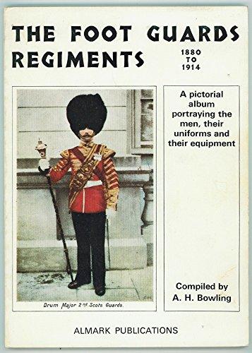 9780855240530: Foot Guard Regiments, 1880-1914