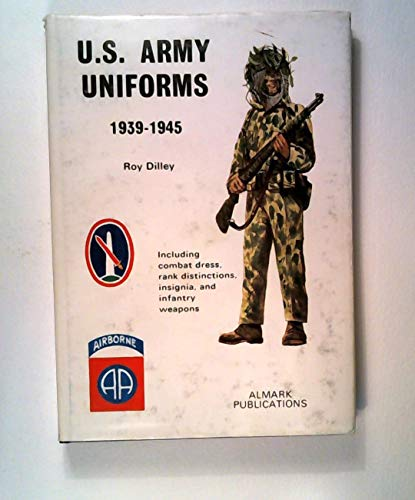9780855240707: United States Army Uniforms, 1939-45