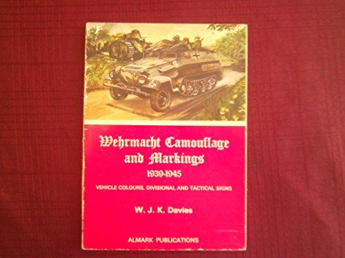 9780855240875: Wehrmacht markings, World War Two