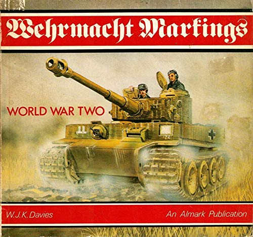 9780855240875: Wehrmacht Markings, World War Two (Insignias and Divisional Signs)