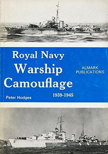 9780855241407: Royal Navy Warship Camouflage, 1939-1945