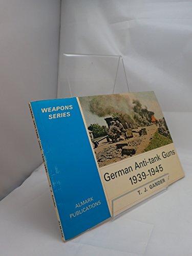 9780855241421: German Anti-tank Guns, 1939-45