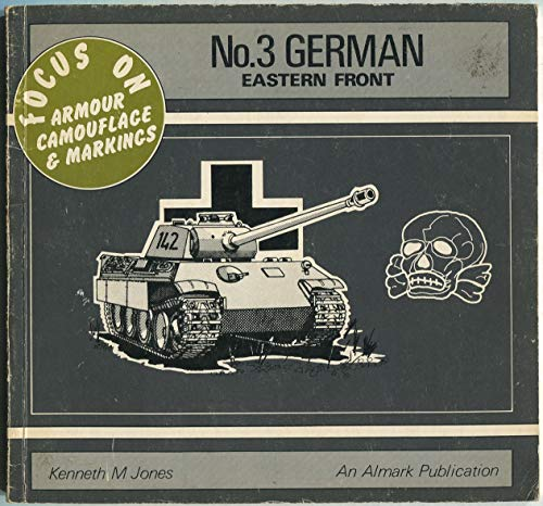 No. 1 Germany Eastern Front. Focus on: Jones, Kenneth M.