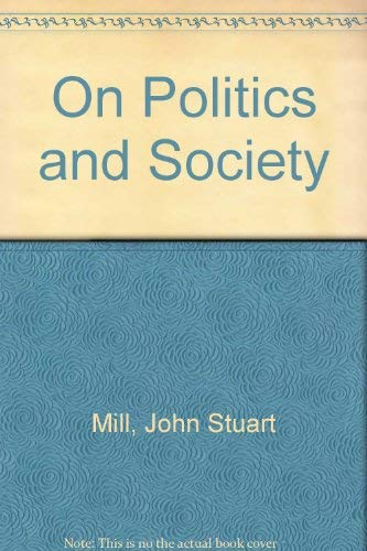 9780855270568: On Politics and Society