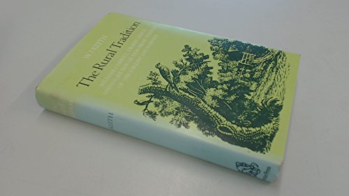 9780855270834: Rural Tradition: William Cobbett, Gilbert White and Other Non-fiction Prose Writers About the English Countryside