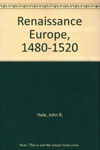 9780855270957: Renaissance Europe, 1480-1520