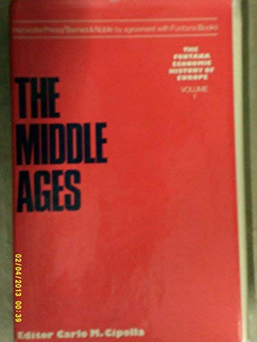9780855271596: Middle Ages (Economic History of Europe)