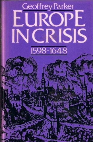9780855272456: Europe in Crisis, 1598-1648 (Fontana history of Europe)
