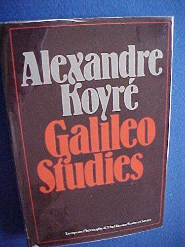 9780855273545: Galileo Studies