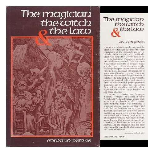 9780855274566: Magician, the Witch and the Law