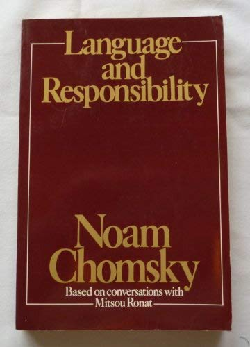 9780855275358: Language and Responsibility