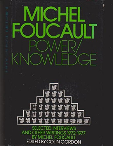 9780855275570: Power/Knowledge: Selected Interviews and Other Writings, 1972-77