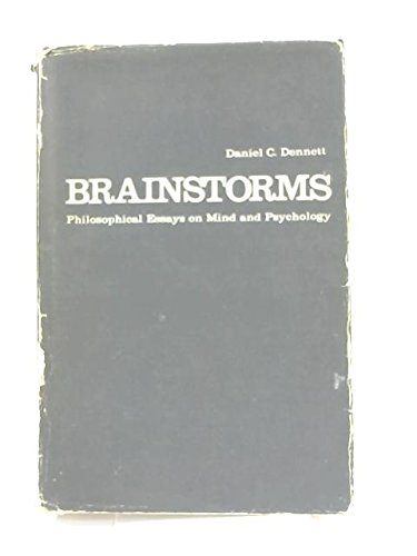 9780855275853: Brainstorms: Philosophical Essays on Mind and Psychology (Harvester studies in philosophy)