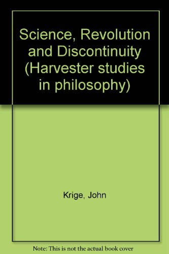 9780855276256: Science, Revolution and Discontinuity (Harvester studies in philosophy)