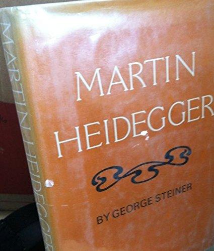 9780855276430: Heidegger