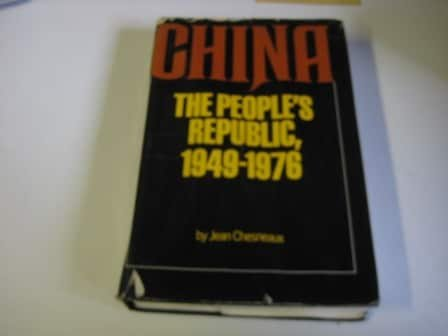 9780855278229: People's Republic of China, 1949-76