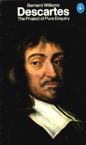 9780855279615: Descartes: The Project of Pure Enquiry