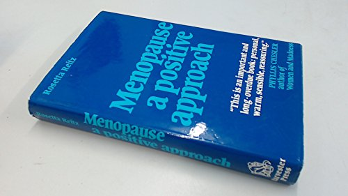 9780855279646: MENOPAUSE A POSITIVE APPROACH.