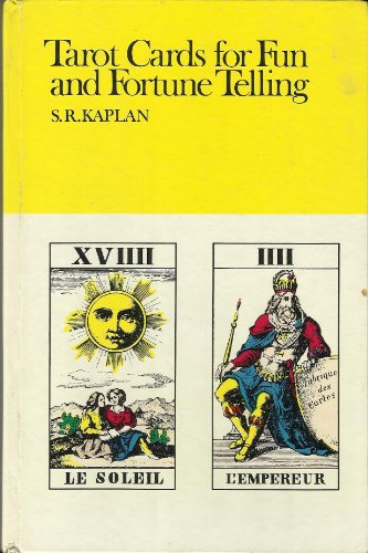 9780855280154: Tarot Cards for Fun and Fortune Telling