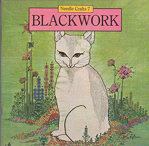 9780855324155: Blackwork (Needle crafts)