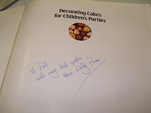 9780855325510: Decorating Cakes for Children's Parties