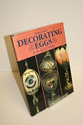 9780855326067: Decorating Eggs in the Style of Faberge