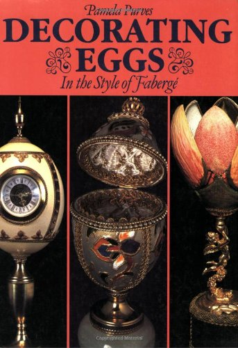 9780855326449: Decorating Eggs in the Style of Fabergé