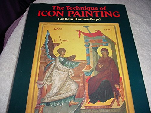 9780855326470: The Technique of Icon Painting