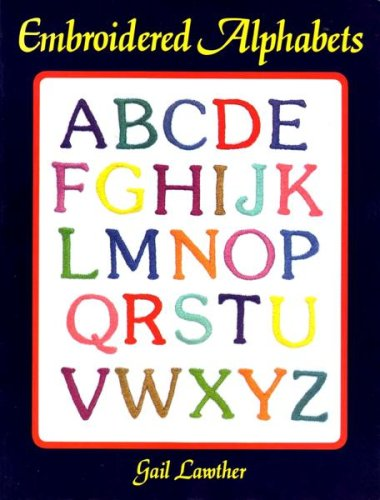 9780855326524: Embroidered Alphabets