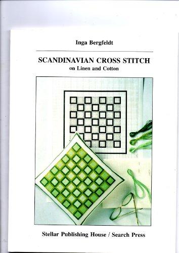 9780855326586: Scandinavian Cross Stitch on Cotton and Linen