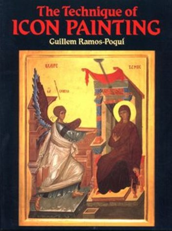 9780855326876: The Technique of Icon Painting (Burns)