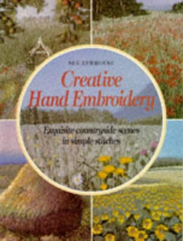9780855327279: Creative Hand Embroidery