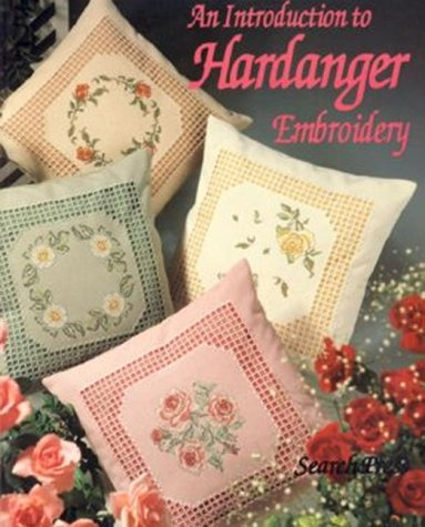 9780855327828: Introduction to Hardanger Embroidery