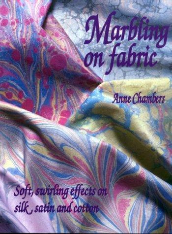 9780855327880: Marbling on Fabric