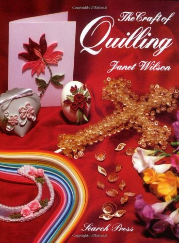 9780855327972: The Craft of Quilling