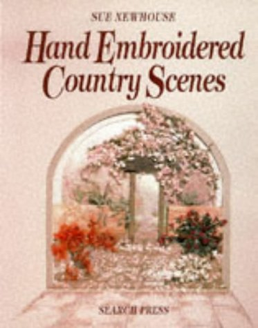9780855328191: Hand Embroidered Country Scenes