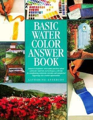 9780855328566: The Watercolour Answer Book
