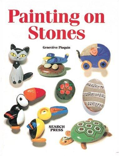 Painting on Stones: Ploquin, Genevieve