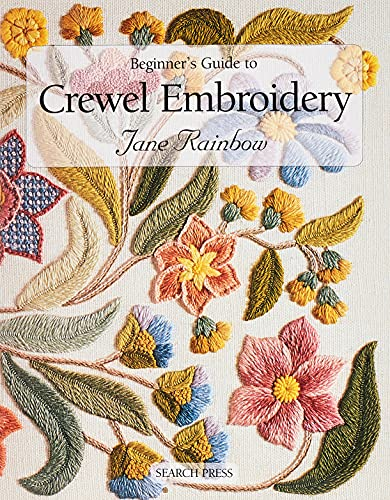 9780855328696: Beginner's Guide to Crewel Embroidery (Beginner's Guide to Needlecraft)