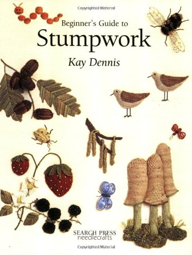 9780855328702: Beginner's Guide to Stumpwork (Beginner's Guide to Needlecraft)
