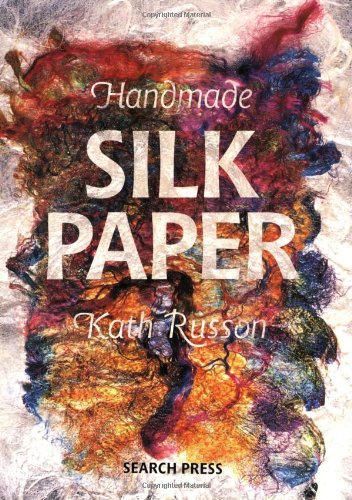 9780855328931: Handmade Silk Paper